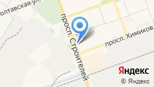 АГЗС Проспект на карте