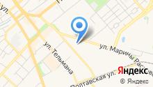 Велес-Агро на карте