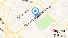 БРЕНД КАР на карте