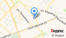 Детский сад №76 на карте