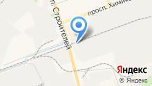 Газэнергопром на карте