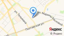 Дьюти Фри Саратов на карте