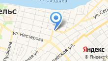 Анапа-22 на карте
