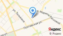 ГроссБау на карте