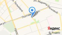 Адвокатский кабинет Хворостенко А.В. на карте