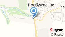 Ант на карте