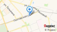 Айкидо Покровск-Энгельс на карте