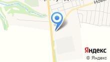 АС-М на карте
