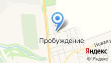 Администрация Новопушкинского муниципального образования на карте