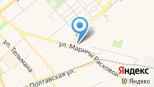 Домовар-Саратов на карте