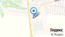 Моторком на карте