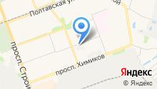 Click project на карте
