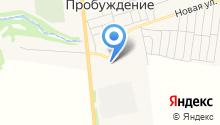 Связист на карте