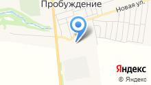 Производственная фирма на карте