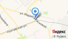Адвокатский кабинет Аршиновой Ю.А. на карте