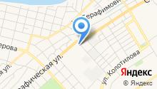 АВТОЛОЦМАН на карте