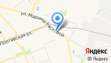 Банкомат, КБ Петрокоммерц на карте