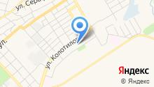 Детский сад №74 на карте
