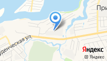 БРИГ на карте