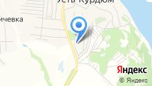 Миолан на карте