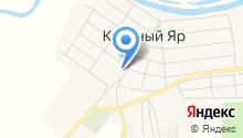 Красноярская амбулатория на карте