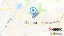 Газпром газораспределение Чебоксары на карте