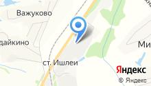 АБЗ на карте