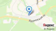 Kuzya на карте