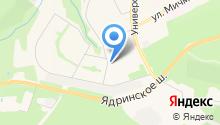 Неврологическая клиника доктора Шарова на карте