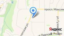 Maks на карте