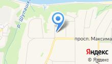 BL на карте