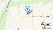 Maru на карте