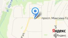 FabuLa на карте