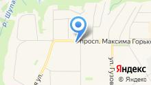 MaxiДом на карте