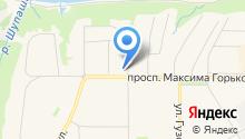 PUDRA на карте