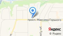 Alas на карте