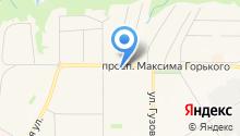 KATLETA на карте
