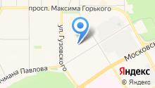 GreenGo на карте