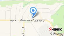 RED BAR на карте