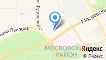 FE21.ru на карте
