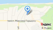Artbent на карте