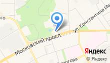 EXQUISIT на карте