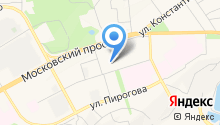 f-студия ГТО на карте