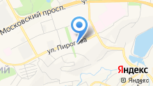 Pirogoff на карте