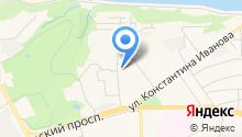 AvtoDoc на карте