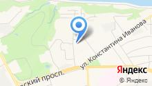 Amila.ru на карте