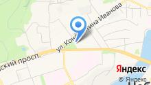Buketamore.ru на карте