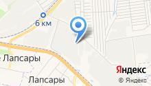AutoDecor21 на карте