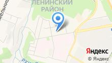 inCAR на карте