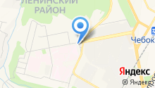Bars21.ru на карте